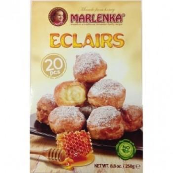 MARLENKA ECLAIRS WITH VANILLA CREAM 250G