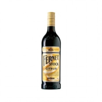 FERNET STOCK CITRUS 27% 0.5L