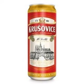 KRUSOVICE 4.2% 24X500ML
